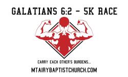 Galatians 6:2 5K Race