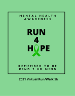 Navigate Hope - Run 4 Hope 5k