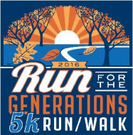 4th Annual Run for the Generations 5K