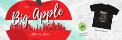 Big Apple New York City Virtual Race