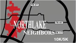 Northlake Neighbors 10K/5K/1 Mile Run/Walk Event