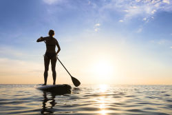 Stand Up Paddleboard Tutorial