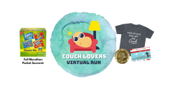Couch Lovers Virtual Race