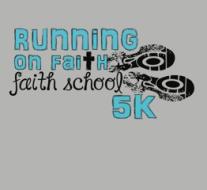 Running on Faith 5K & 1 Mile Fun Run
