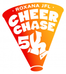 Chili Cheer Chase 5K Run/Walk for Roxana JFL Cheerleading
