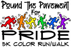 Pound the Pavement for Pride 5k