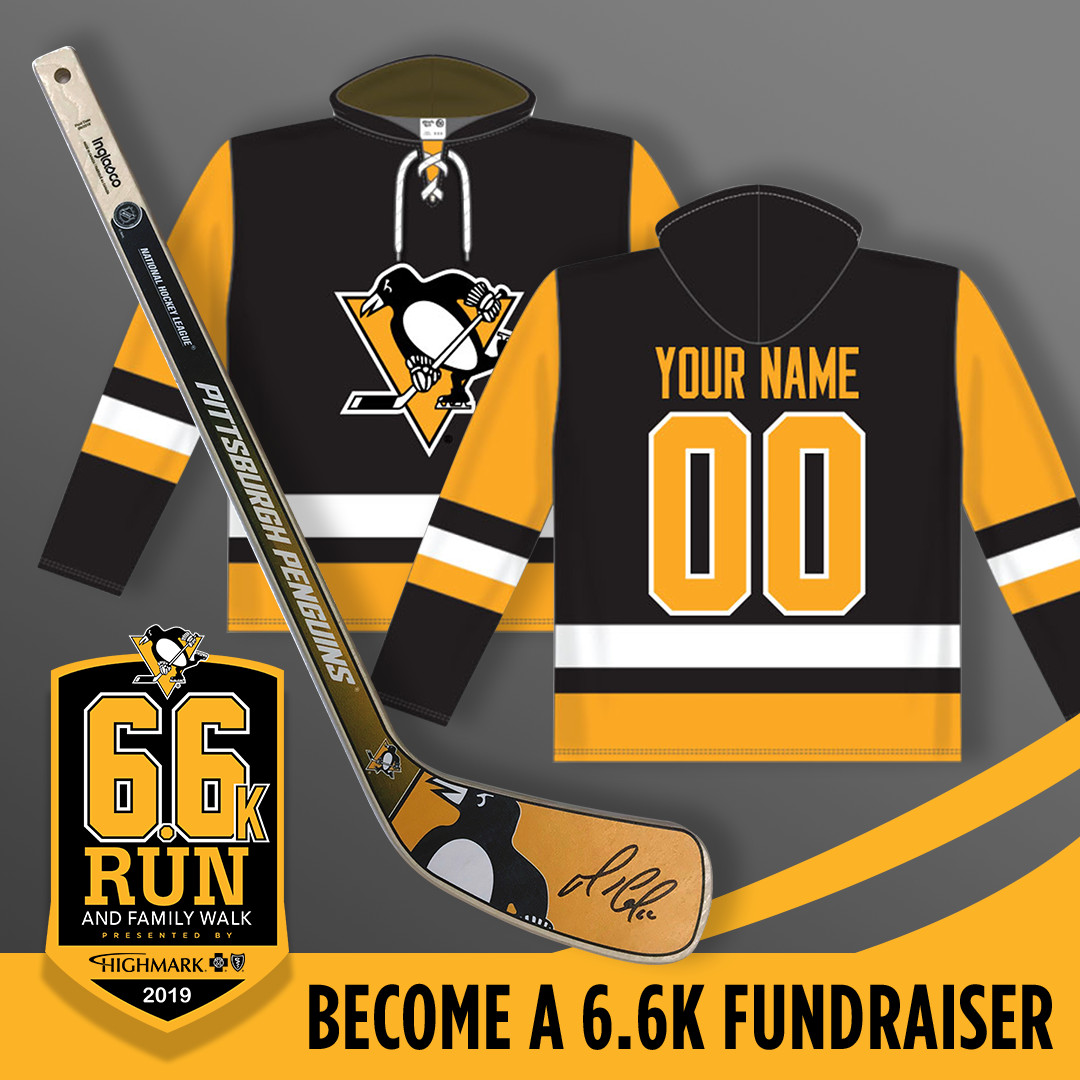 best service 0a791 f16fc Pittsburgh Penguins 6.6K Run and Family Walk presented by ...