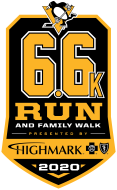 2020 Pittsburgh Penguins Virtual 6.6K presented by Highmark
