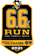 2021 Pittsburgh Penguins 6.6K Run and Family Walk presented by Highmark