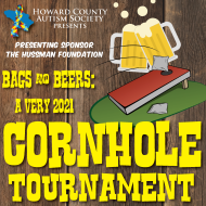 Bags & Beers: A Very 2021 Cornhole Tournament