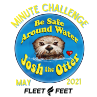 Minute Challenge with Josh the Otter