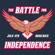 The Fleet Feet Battle for Independence Road Race