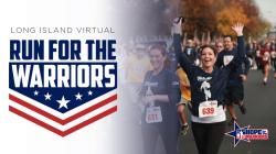 14th Annual Long Island Run For The Warriors: VIRTUAL