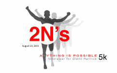 "2N's ""Anything is Possible"" 5K"