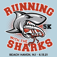 Running With the Sharks 5K at Ship Bottom Brewery
