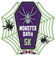 Monster Dash 5K and Lil' Monsters Kids Run