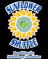HEADstrong Foundation's - Sunflower Shuffle - 5k and 1m Walk at Dalton Farm