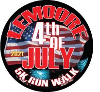 LEMOORE 4th of JULY 5K RUN & 3K WALK