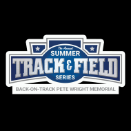 Pete Wright Memorial Summer All-Comers Track & Field Series