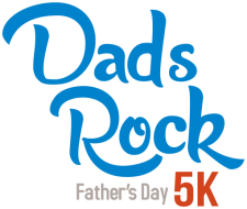 Dads Rock 5k on Father's Day