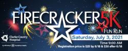 Firecracker 5k Fun Run