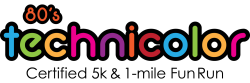80s Technicolor 5k & 1-Mile Fun Run