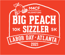 Big Peach Sizzler 10K/5K presented by Flying Biscuit Cafe