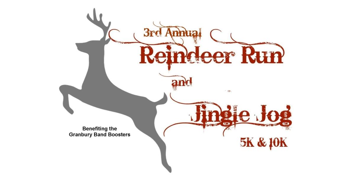 Reindeer Run & Jingle Jog 5K/10K Reindeer 10k Stourhead