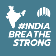 #IndiaBreatheStrong Virtual 5K