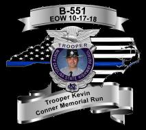 Trooper Kevin Conner Memorial Run