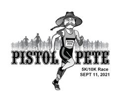 Pistol Pete 5K/10K Race