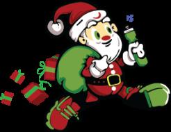 Santa Hustle Smokies