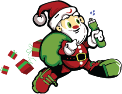 Santa Hustle Virtual