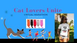 Cat Lovers Virtual Race