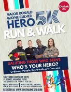 Hero 5K Run/Walk