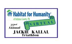 HFH VIRTUAL Jackie Kallal Triathlon