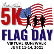 The Woodrow Wilson Presidential Library Virtual Flag Day 5K