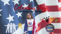 Columbus Day Virtual Run