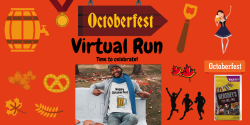 Octoberfest Virtual Marathon