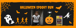 Halloween Spooky Virtual Marathon