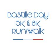 Bastille Day 5K & 8K Run/Walk