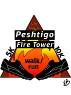 Peshtigo Fire Tower Walk/Run