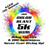 Southern Indiana Car Club 5K COLOR BLAST