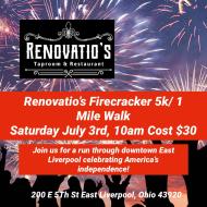 Renovatio's Firecracker 5K