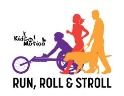 Kids in Motion Run, Roll & Stroll