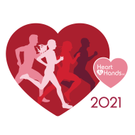 """""""Running for the HEART"""" VIRTUAL 5K Run/Walk"""
