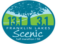 Franklin Lakes Scenic Half Marathon and 5K