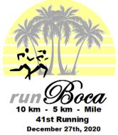 runBOCA 10K  5K  &  Mile -         (Boca5K10K)