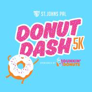 St. Johns PAL Donut Dash 5K and Munchkin Fun Run