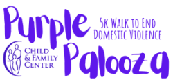 Purple Palooza 5K Walk to End Domestic Violence
